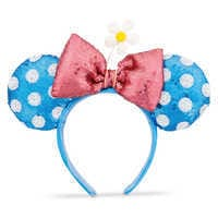 Image of Minnie Mouse Timeless Ear Headband # 1