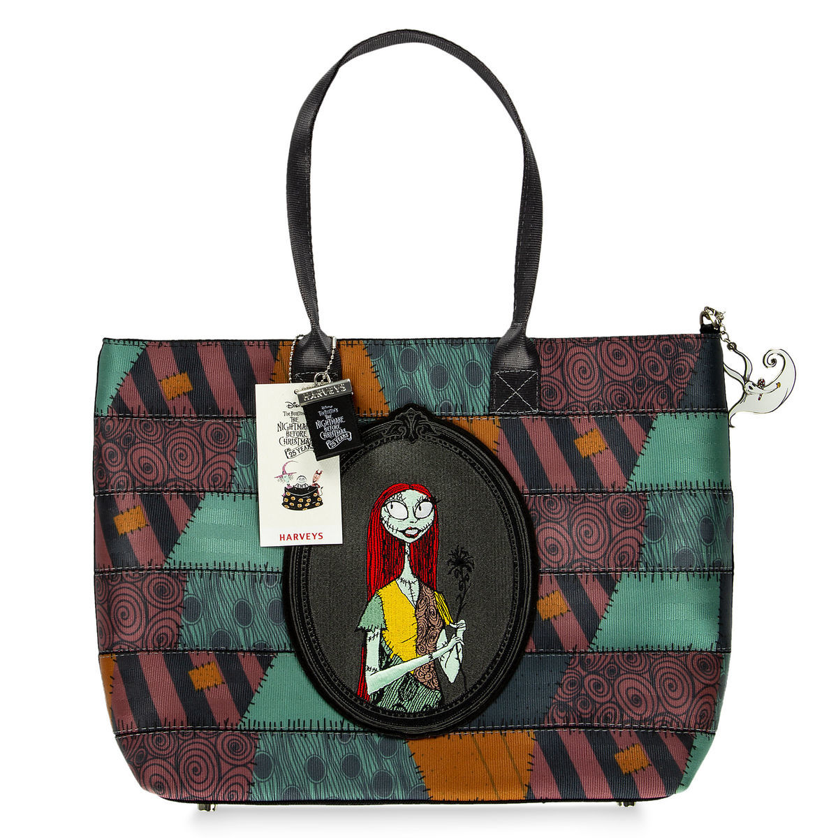 Product Image of Jack Skellington and Sally Tote by Harveys - The Nightmare Before Christmas #
