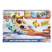 Image of Buzz Lightyear Carnival Rescue Play Set - Toy Story 4 # 4