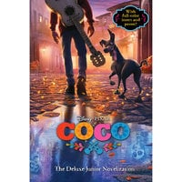 Coco: The Deluxe Junior Novelization Book