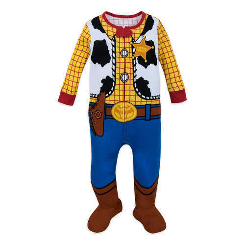 Disney Woody Costume Stretchie for Baby