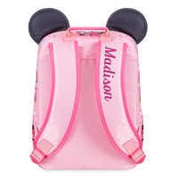 Image of Minnie Mouse Backpack for Kids - Personalized # 2