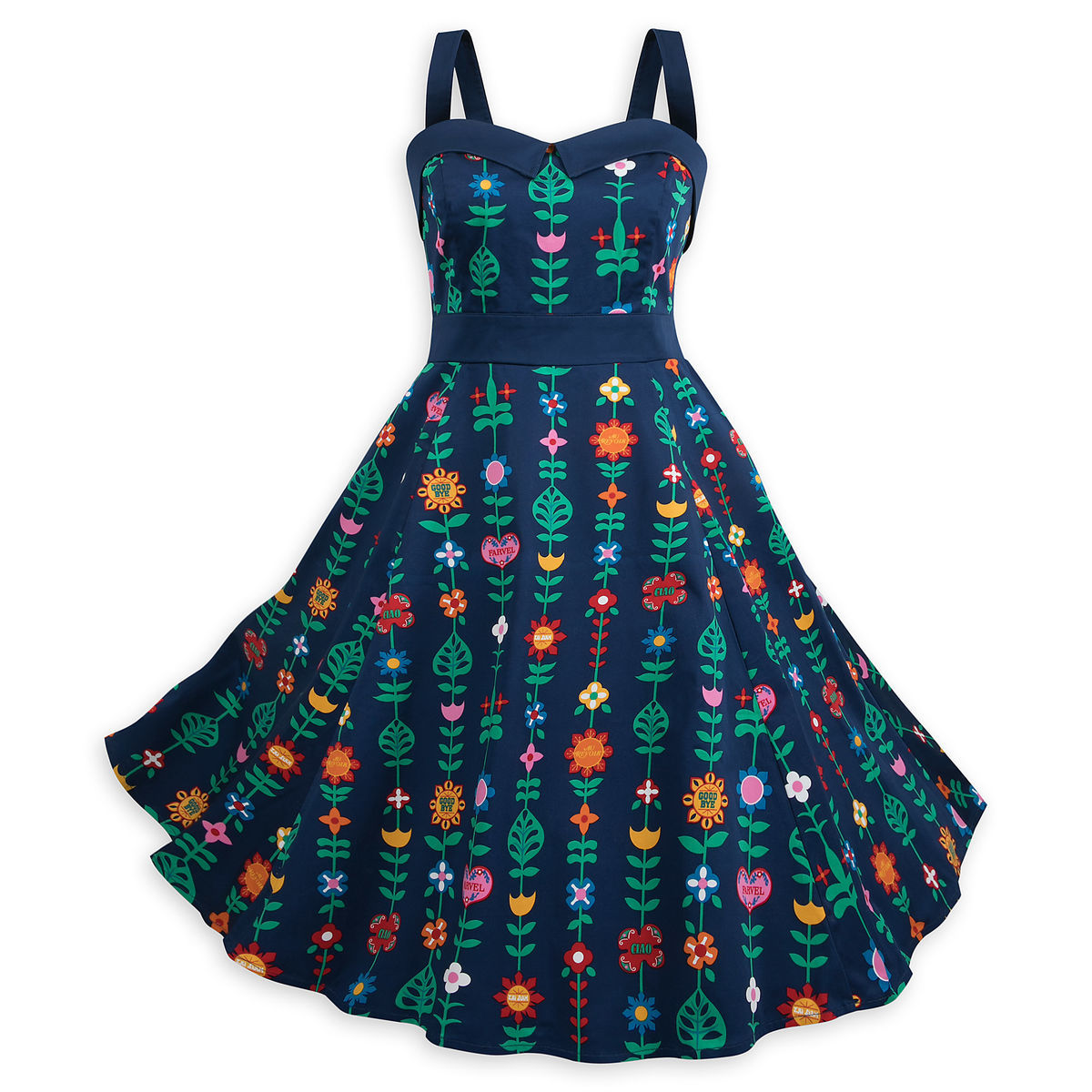 disney it s a small world dress for women shopdisney