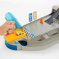 Image of Cars Rollin' Raceway Playset by Mattel # 4