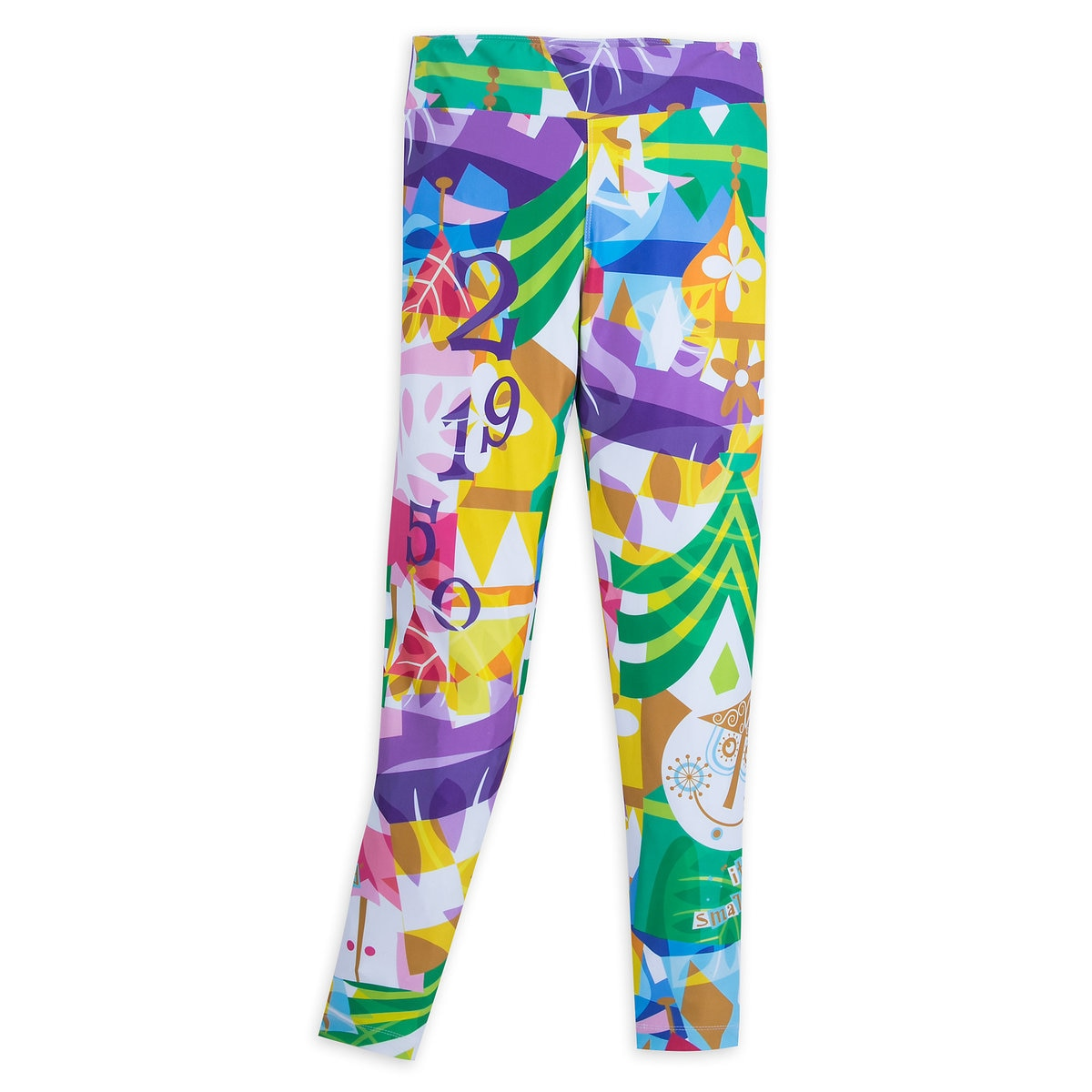 aec751e3d2f13 Product Image of Disney it's a small world Leggings for Women # 1