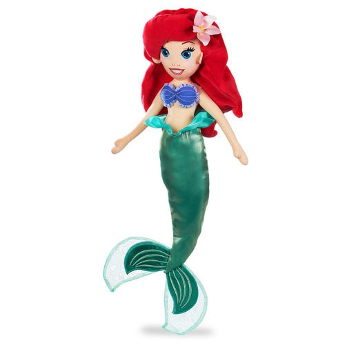 Ariel Plush Doll Medium Shopdisney