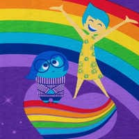 Image of PIXAR Inside Out PJ Set for Women # 7