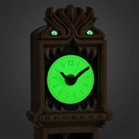 Image of The Haunted Mansion Clock # 4