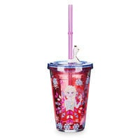 Image of Frozen Tumbler with Straw # 2