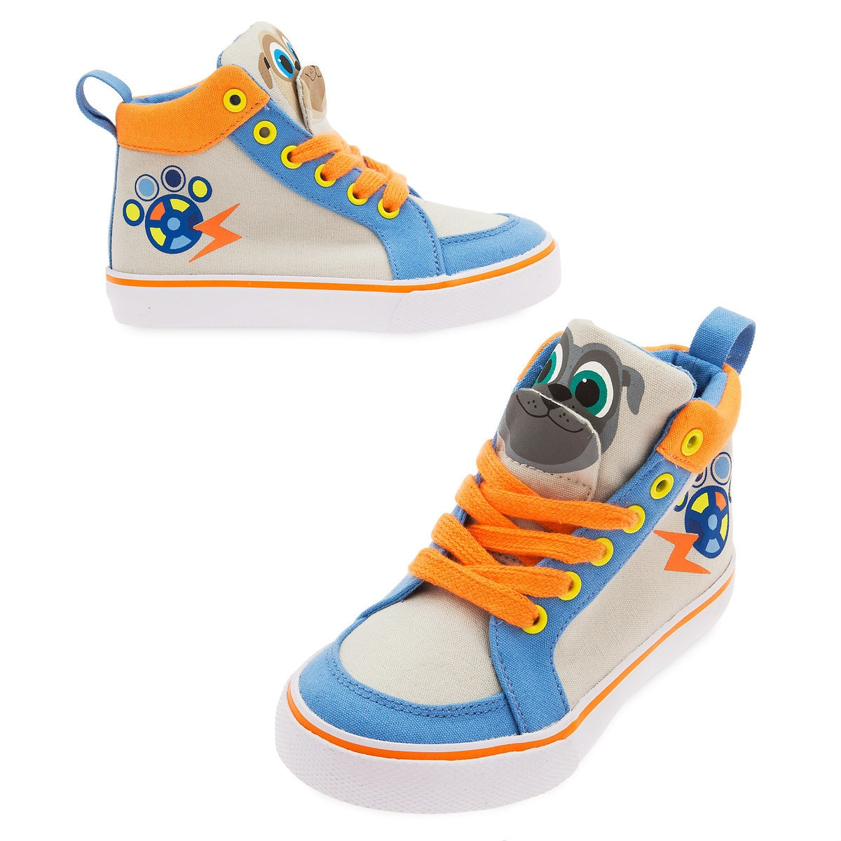277666ae35 Product Image of Puppy Dog Pals High Top Sneakers for Kids   1