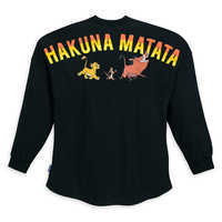 Image of Hakuna Matata Spirit Jersey for Adults - The Lion King # 2