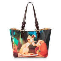 Image of Lady and the Tramp Tote Bag by Dooney & Bourke # 2