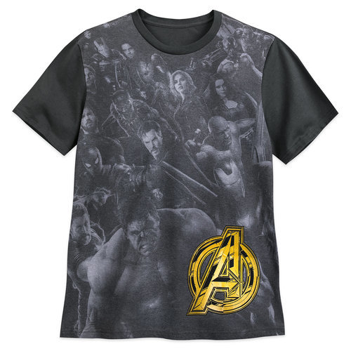 Marvel's Avengers: Infinity War Cast T-Shirt for Men
