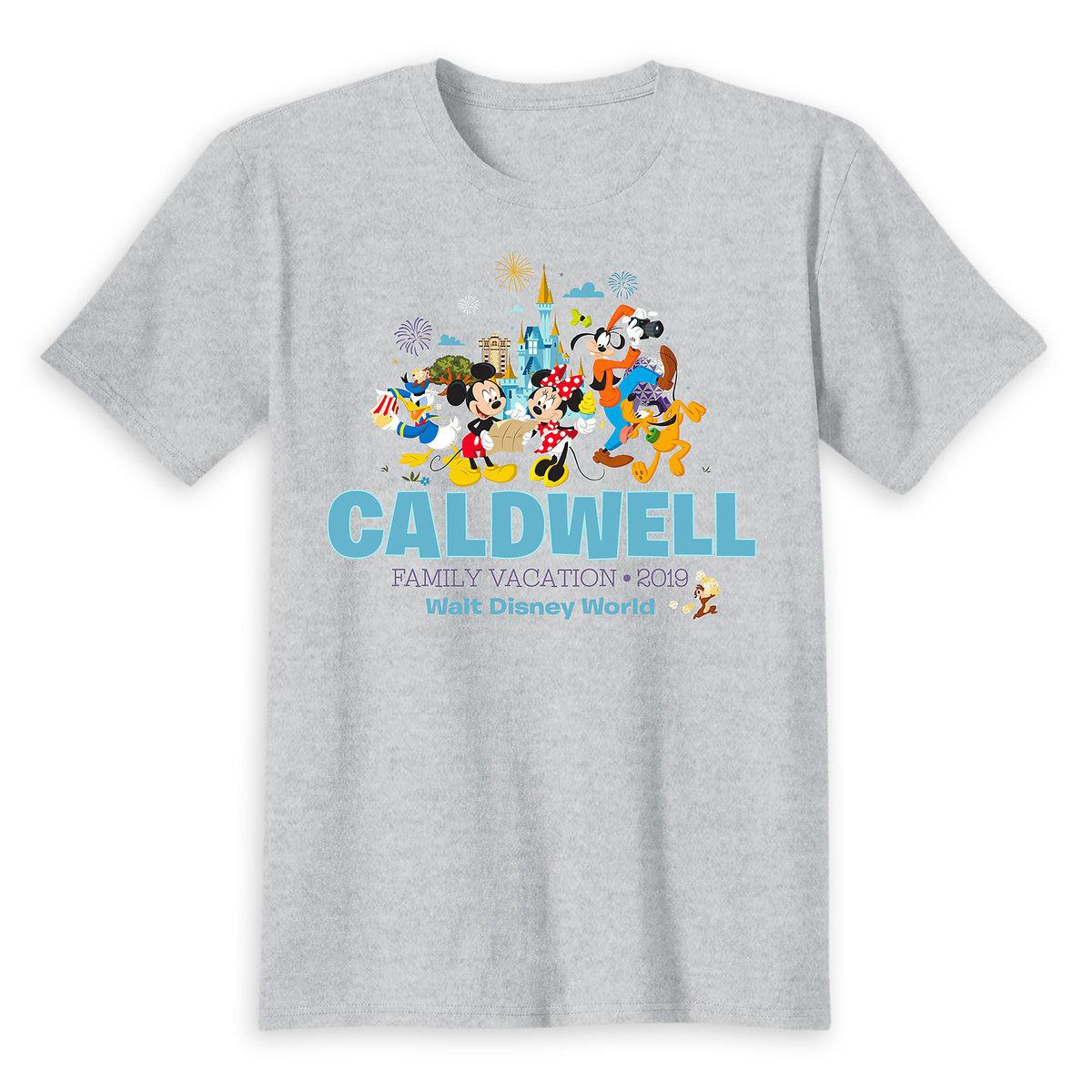 e4d0005a ... Disney World 2019 - Customized. $19.99. Product Image of Mickey Mouse  and Friends Family Vacation T-Shirt for Kids - Walt