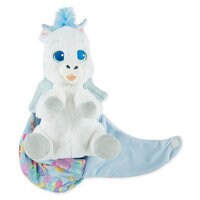 Image of Pegasus Plush with Blanket Pouch - Disney's Babies - Small # 2