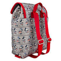 Image of Mickey and Minnie Mouse Americana Backpack by Harveys # 2