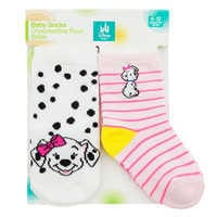 Image of Penny Socks Set for Baby - 101 Dalmatians # 2
