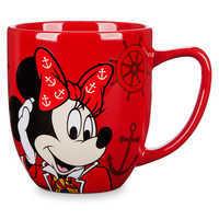 Image of Minnie Mouse Disney Cruise Line Mug # 1