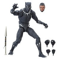 Black Panther Action Figure - Legends Series - 12''