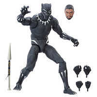 Image of Black Panther Action Figure - Legends Series - 12'' # 1