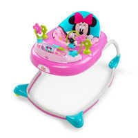 Image of Minnie Mouse PeekABoo Walker for Baby by Bright Starts # 1