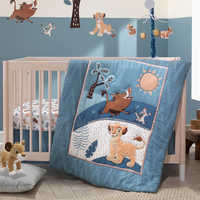Image of The Lion King Crib Bedding Set by Lambs & Ivy # 2