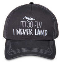 Image of Peter Pan ''I'm So Fly'' Baseball Cap for Adults # 1