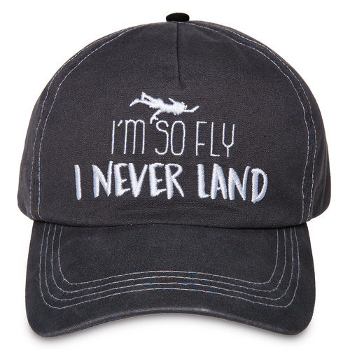 bc58b0d42de Peter Pan   I m So Fly   Baseball Cap for Adults