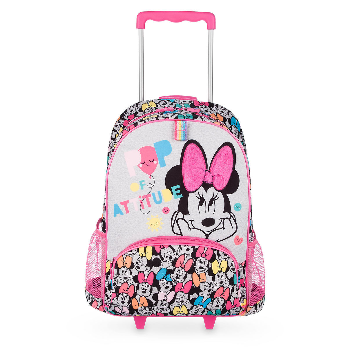 e9d0224856ea Product Image of Minnie Mouse Rolling Backpack - Personalizable   1