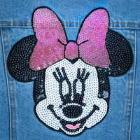 Image of Minnie Mouse Denim Jacket for Girls # 4