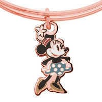 Image of Minnie Mouse Bangle by Alex and Ani # 4