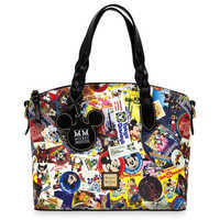Image of Mickey Mouse Satchel by Dooney & Bourke # 1