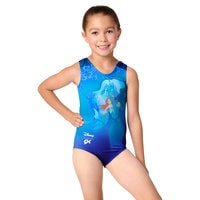 Image of The Little Mermaid Leotard - Girls # 2