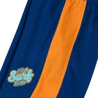 Image of Mickey Mouse and Pluto ''Surf'' Shorts Sleep Set for Boys # 4