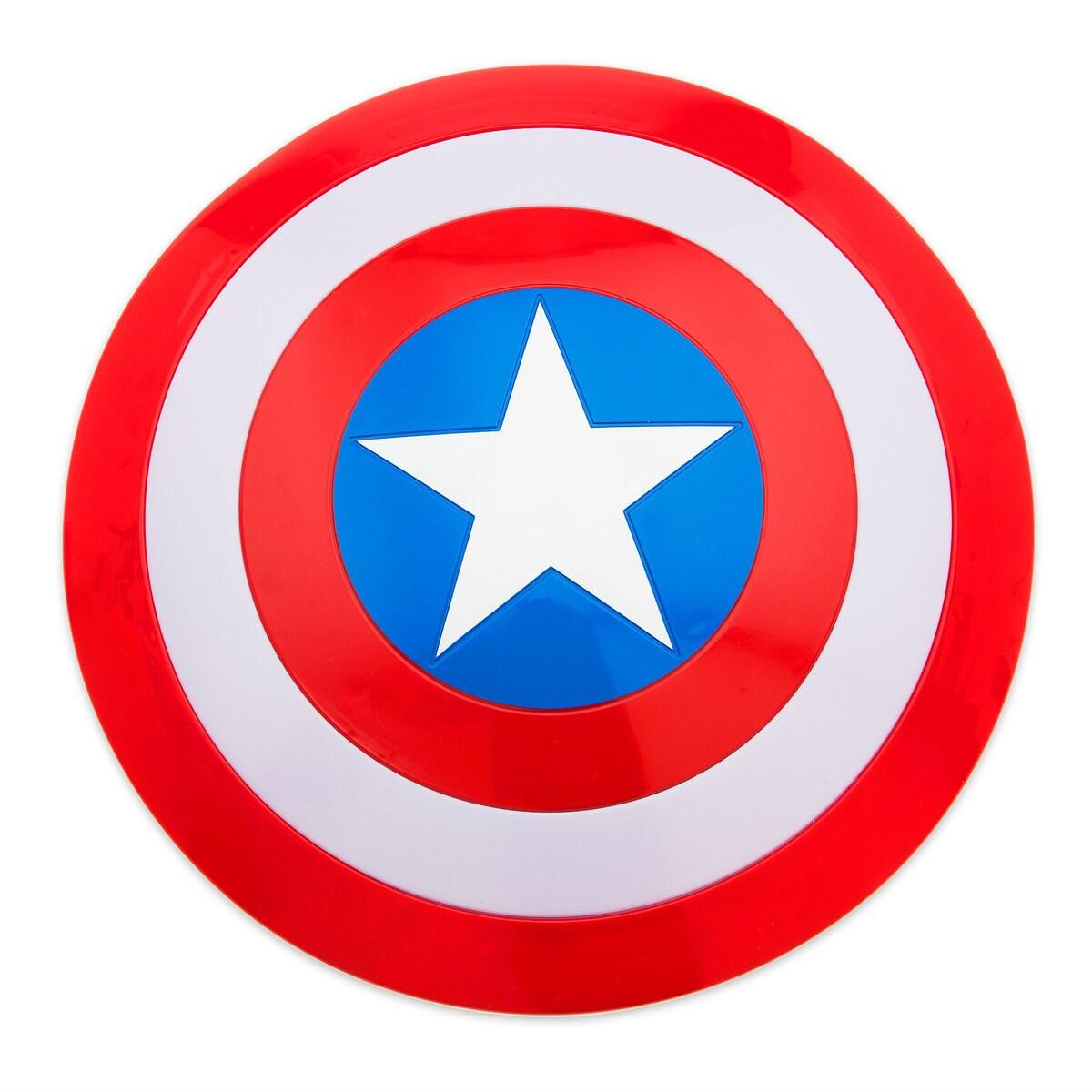 Captain America Shield - Marvel's Avengers: Infinity War
