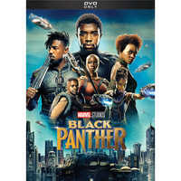 Image of Black Panther DVD # 1