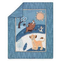 Image of The Lion King Crib Bedding Set by Lambs & Ivy # 4
