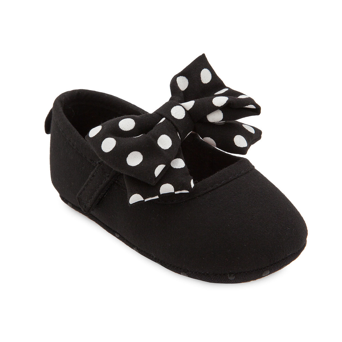Minnie Mouse Costume Shoes For Baby Black Shopdisney