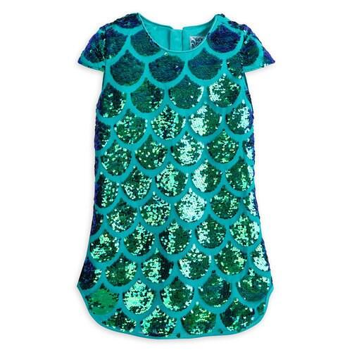 Ariel Fancy Dress For Girls The Little Mermaid Shopdisney
