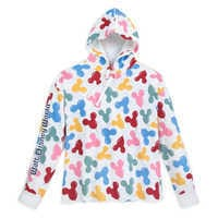Image of Mickey Mouse Balloon Hoodie for Adults by Junk Food - Walt Disney World # 1
