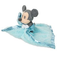Mickey Mouse Plush Layette Blanket - Baby