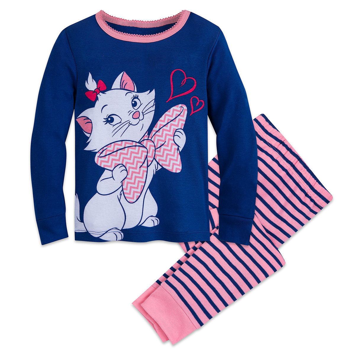 Product Image of Marie PJ PALS Set for Girls - The Aristocats # 1