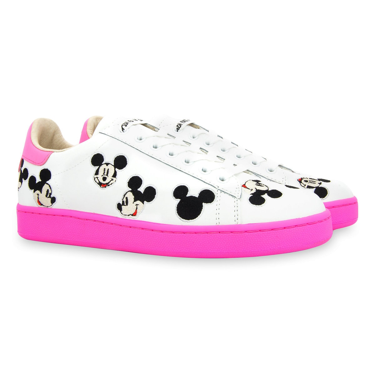 4b57ce1109c6 Product Image of Mickey Mouse Sneakers for Women by Master of Arts   1