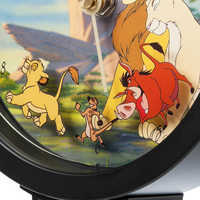 Image of The Lion King Desk Clock - Oh My Disney # 3