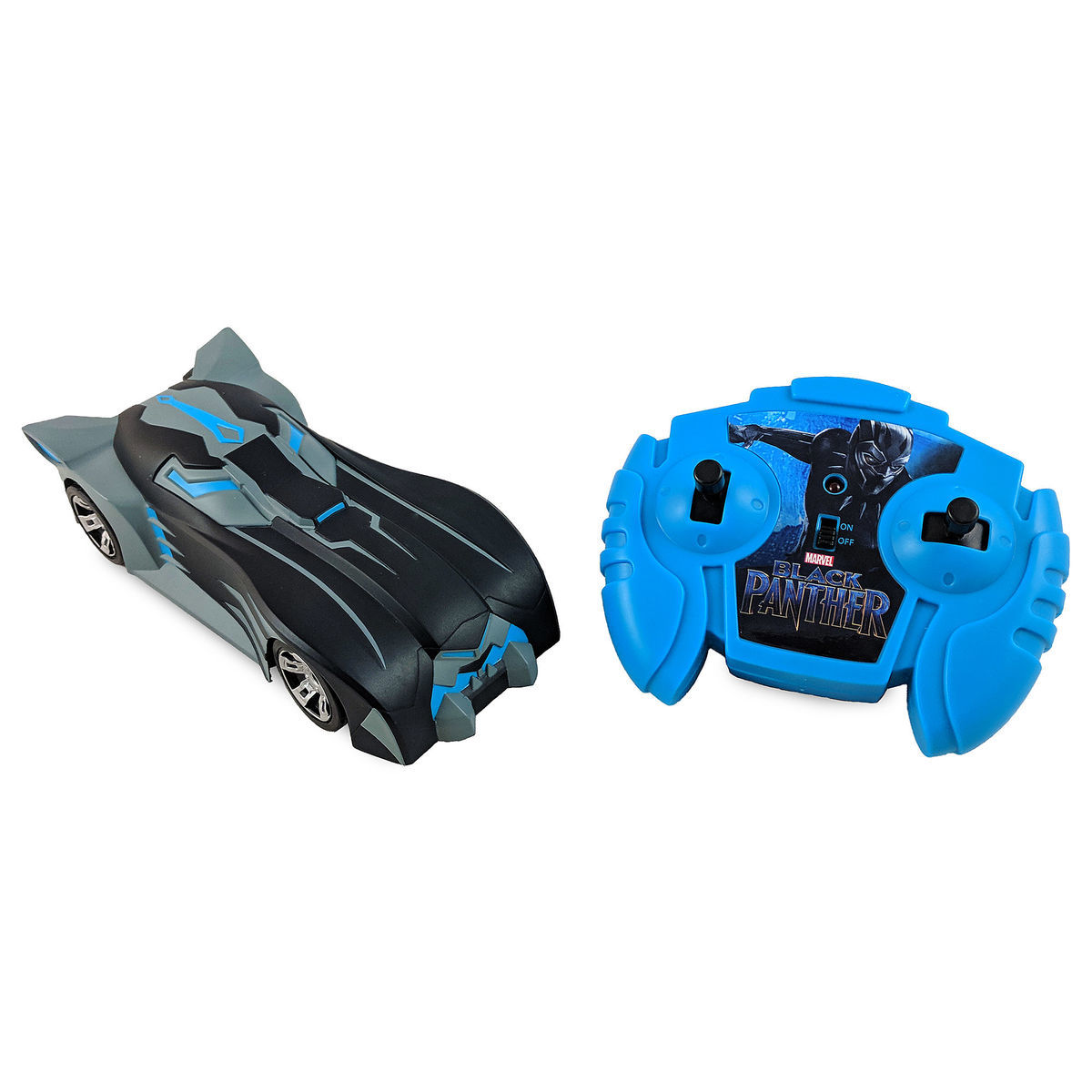 Black Panther Remote Control Stealth Cruiser Shopdisney Product Image Of 1