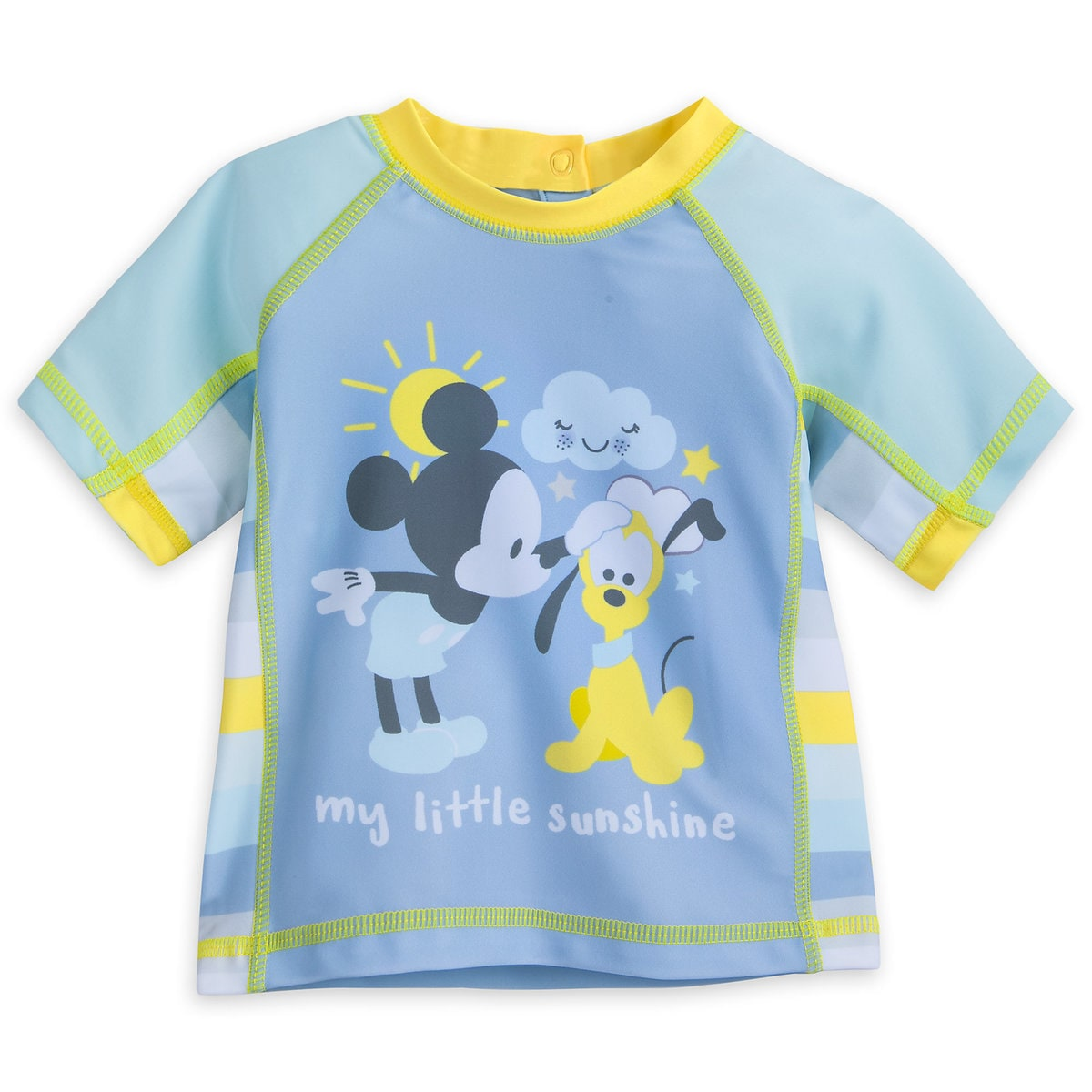 57fd55bc78 Product Image of Mickey Mouse Rash Guard for Baby # 1