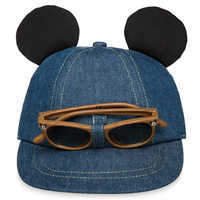 Image of Mickey Mouse Hat and Sunglasses Set for Baby # 1