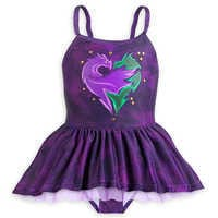 Image of Descendants Two-Piece Swimsuit for Girls # 1