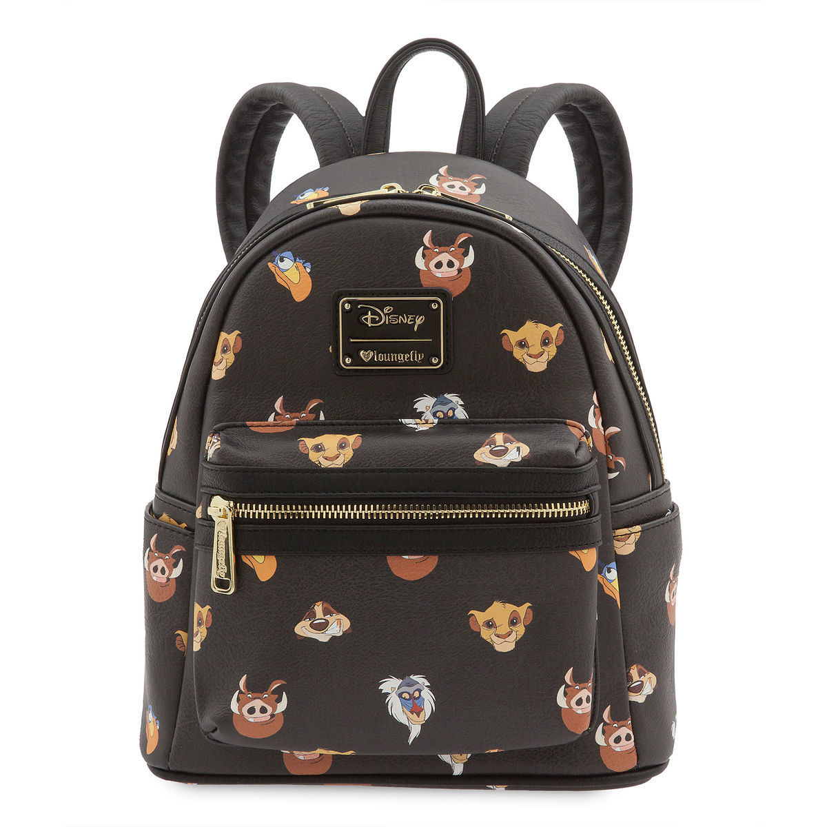 Product Image Of The Lion King Mini Backpack By Loungefly 1