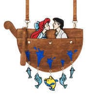 Image of The Little Mermaid Crossbody Bag by Danielle Nicole # 2